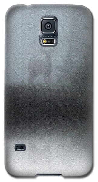 Deer Reflecting Galaxy S5 Case by Diane Alexander