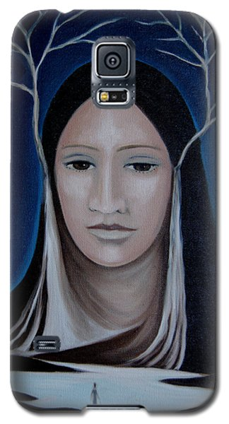 Deer Woman  Galaxy S5 Case