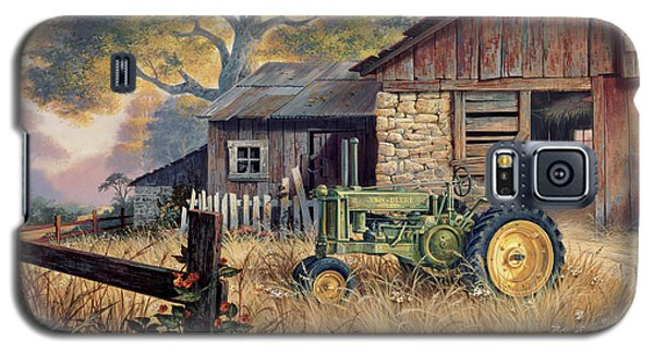 Landscape Galaxy S5 Case - Deere Country by Michael Humphries