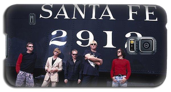 Def Leppard - Santa Fe 1999 Galaxy S5 Case by Epic Rights