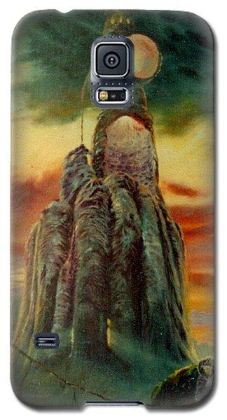 Defenders Of Rocky Desert Galaxy S5 Case