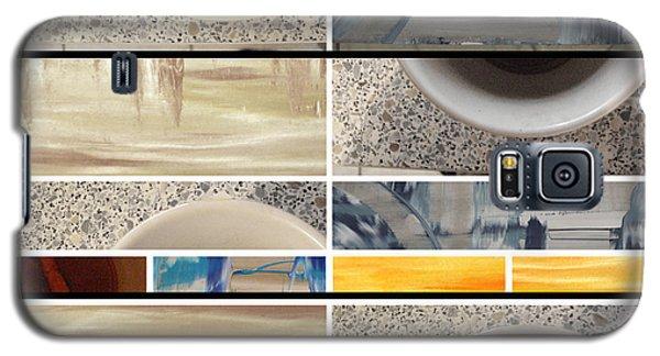 Galaxy S5 Case featuring the photograph Defense De Fumer Part Two by Sir Josef - Social Critic - ART