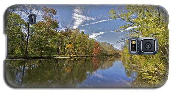 Delaware And Raritan Canal Galaxy S5 Case