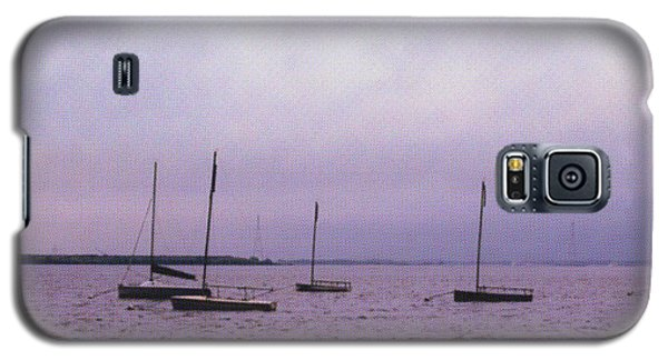 Galaxy S5 Case featuring the photograph Delaware Harbor by David Jackson