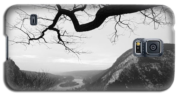 Delaware Water Gap In Winter Galaxy S5 Case