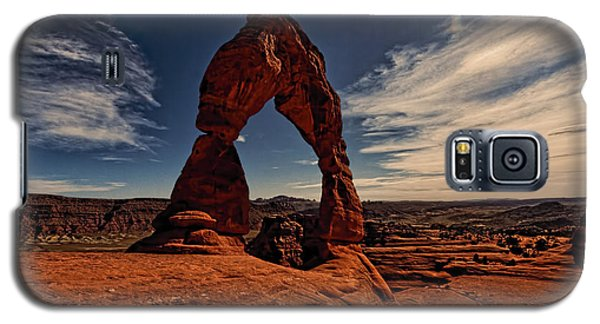 Delicate Arch Afternoon Glow Galaxy S5 Case