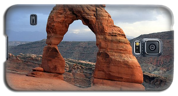 Delicate Arch - Arches National Park - Utah Galaxy S5 Case