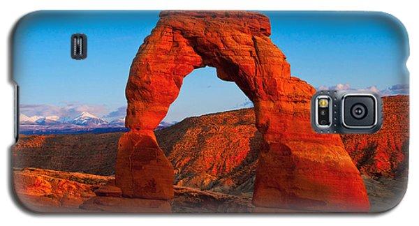 Delicate Arch Galaxy S5 Case