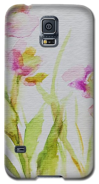 Delicate Blossoms Galaxy S5 Case