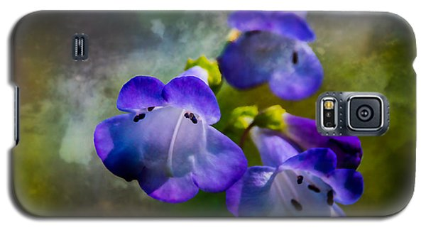 Delicate Garden Beauty Galaxy S5 Case by Mick Anderson