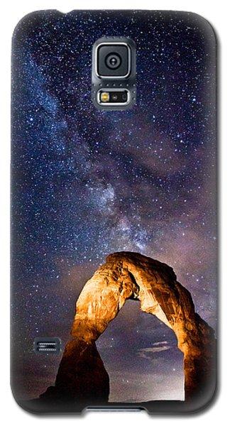 Delicate Light Galaxy S5 Case