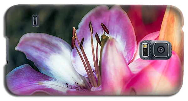 Delicate Lily Galaxy S5 Case