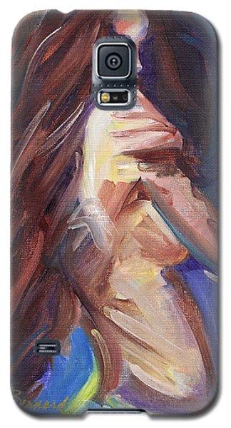 Delicate Muse Galaxy S5 Case