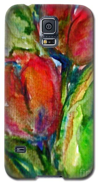 Delicious Tulips Galaxy S5 Case by Jessamine Barron