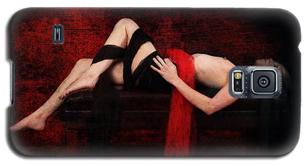 Delicious Vampire Treat Galaxy S5 Case