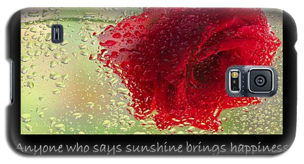 Galaxy S5 Case featuring the photograph Delight by Don Schwartz