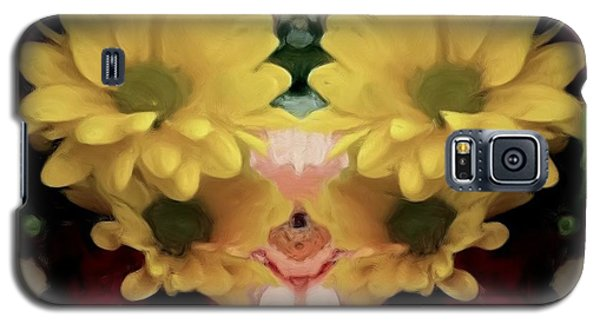 Galaxy S5 Case featuring the photograph Delightful Bouquet by Luther Fine Art
