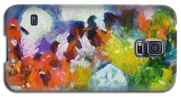 Galaxy S5 Case featuring the digital art Delightful Surprise by Joe Misrasi