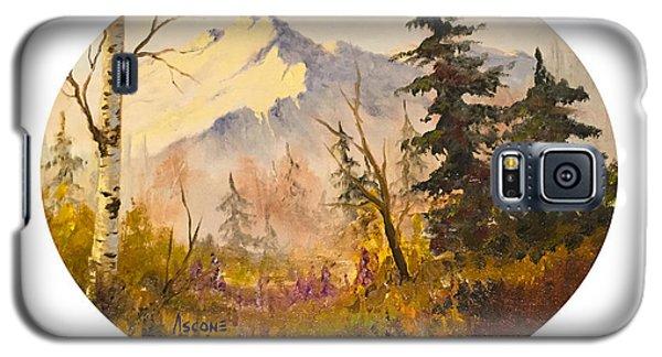 Denali Autumn Galaxy S5 Case by Teresa Ascone