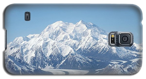 Denali From The Air Galaxy S5 Case