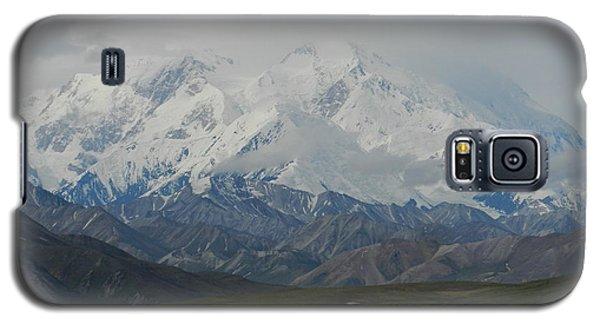 Galaxy S5 Case featuring the photograph Denali by Karen Molenaar Terrell