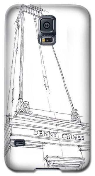 Denny Chimes Sketch Galaxy S5 Case