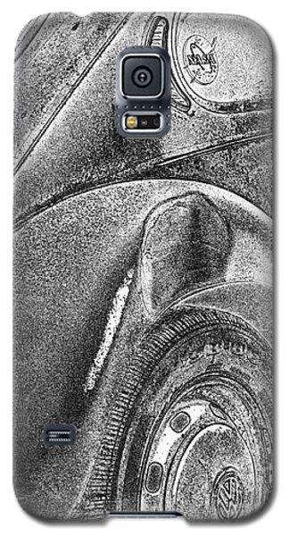 Galaxy S5 Case featuring the photograph Dented Ego by Jean OKeeffe Macro Abundance Art