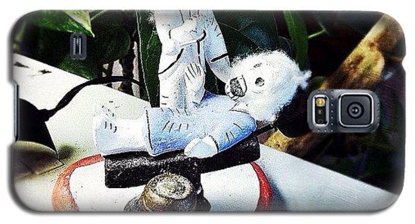 Professional Galaxy S5 Case - Dentist De Los Muertos by Natasha Marco