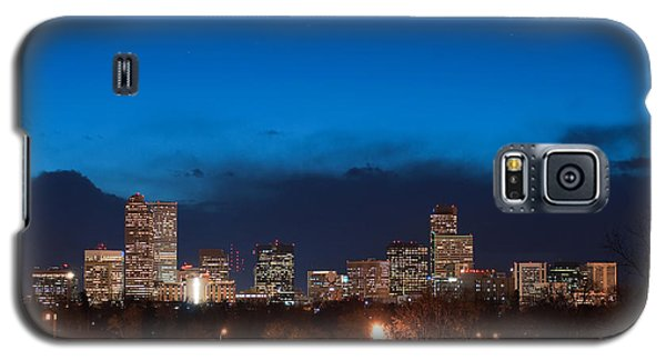 Denver At Twilight  Galaxy S5 Case