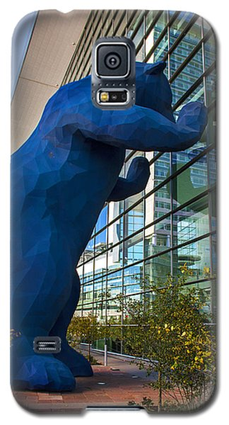Denver Bear Galaxy S5 Case
