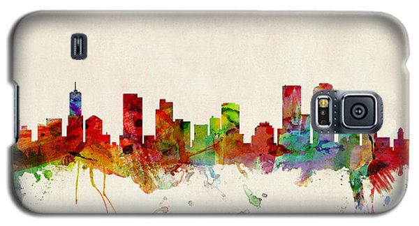 Denver Colorado Skyline Galaxy S5 Case