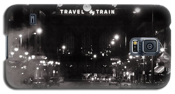 Denver Union Station Square Image Galaxy S5 Case
