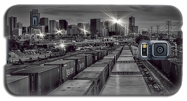 Galaxy S5 Case featuring the photograph Denver's Underbelly by Kristal Kraft