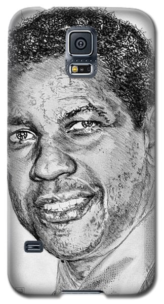 Denzel Washington In 2009 Galaxy S5 Case
