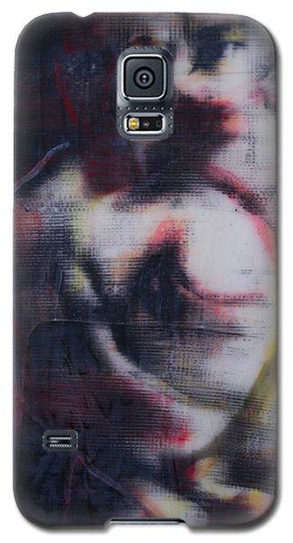 Depression Galaxy S5 Case by Ron Richard Baviello