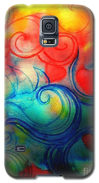 Depths Of His Love Galaxy S5 Case by Hazel Holland