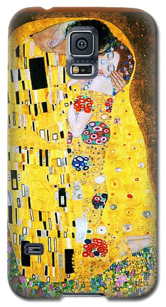 Der Kuss Or The Kiss. Galaxy S5 Case by Pg Reproductions