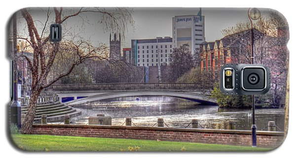 Derby And The River Derwent Galaxy S5 Case