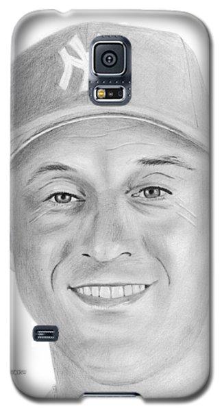 Derek Jeter Galaxy S5 Case