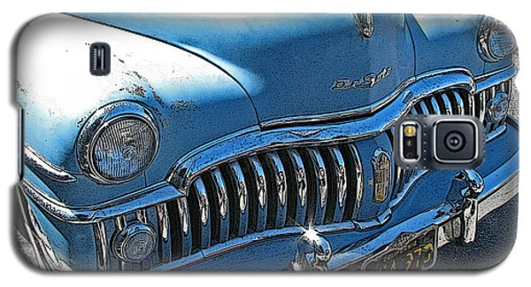 Galaxy S5 Case featuring the photograph Derelict Desoto by Samuel Sheats