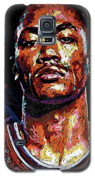 Derrick Rose-2 Galaxy S5 Case