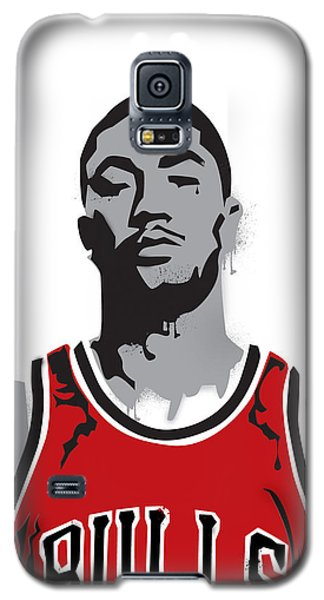 Derrick Rose Galaxy S5 Case