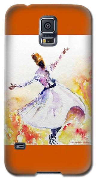 Sufi  Or Dervish Dancer Galaxy S5 Case
