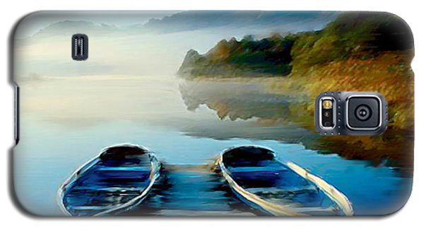 Derwent Water  Galaxy S5 Case by Neil Kinsey Fagan