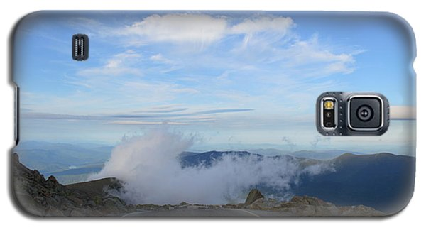 Descending Into The Clouds Galaxy S5 Case
