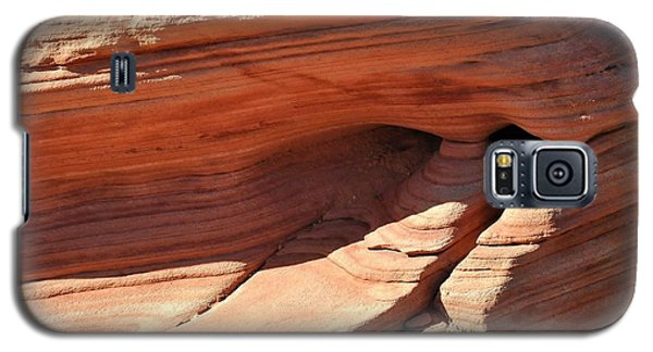 Desert Abstracts 6 Galaxy S5 Case
