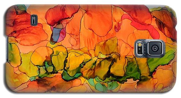 Desert Beauty 6 Galaxy S5 Case by Vicki  Housel