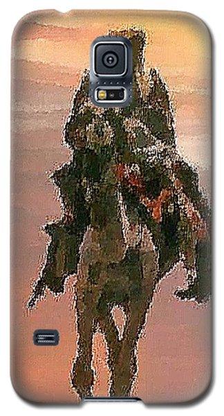 Desert. Bedouin. Galaxy S5 Case by Dr Loifer Vladimir