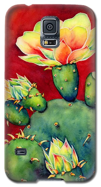 Desert Bloom Galaxy S5 Case