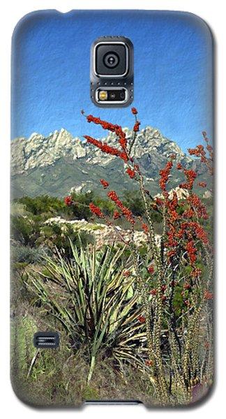 Desert Bloom Galaxy S5 Case